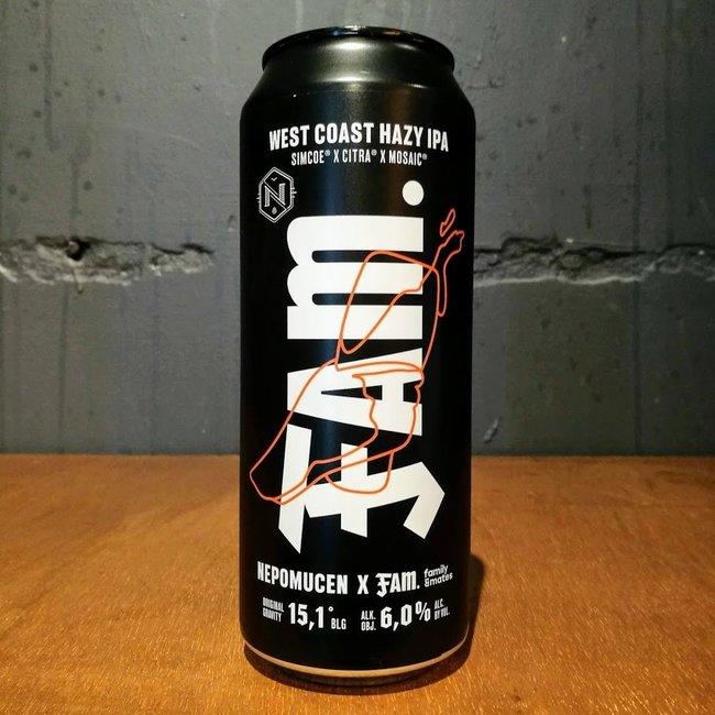 Nepomucen: Hazy West Coast IPA