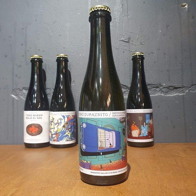 Strange Brewing - Se Borró Duraznito