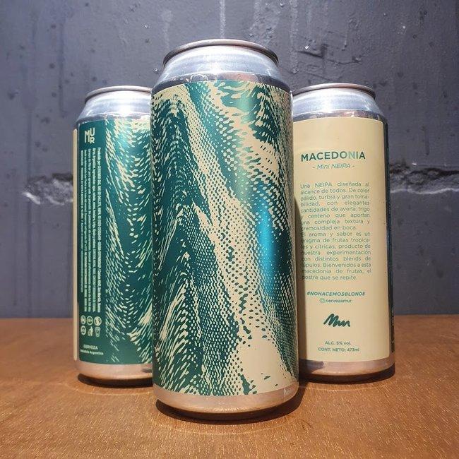 Cerveza MUR - Macedonia