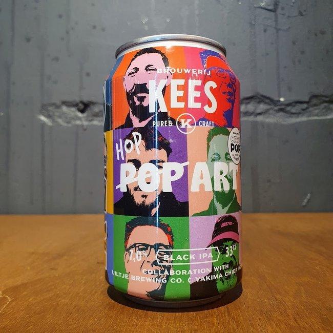 Kees x Uiltje: Pop Art