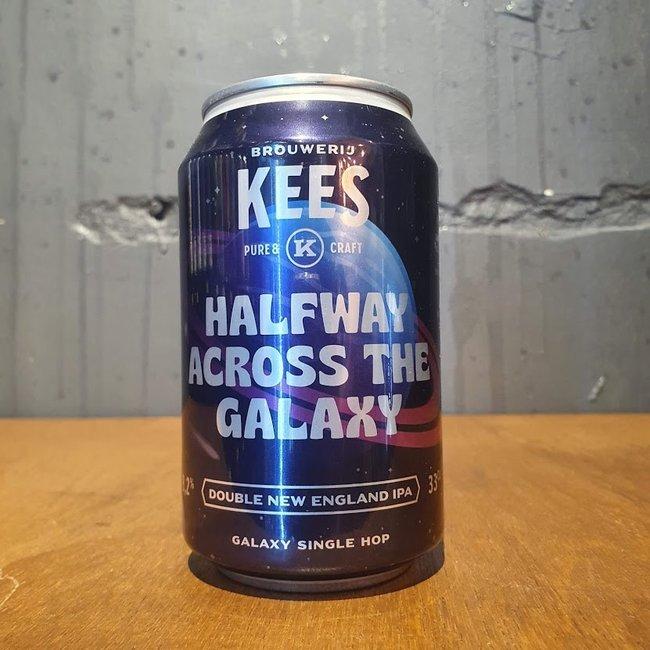 Kees: half way across the galaxy