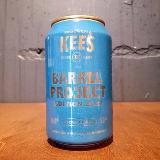 Kees Kees: Barrel Project 21.07