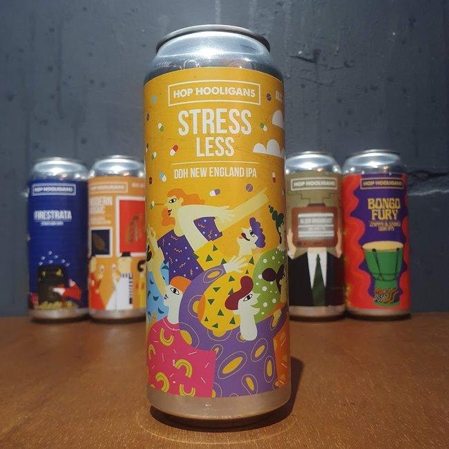Hop Hooligans - Stress Less