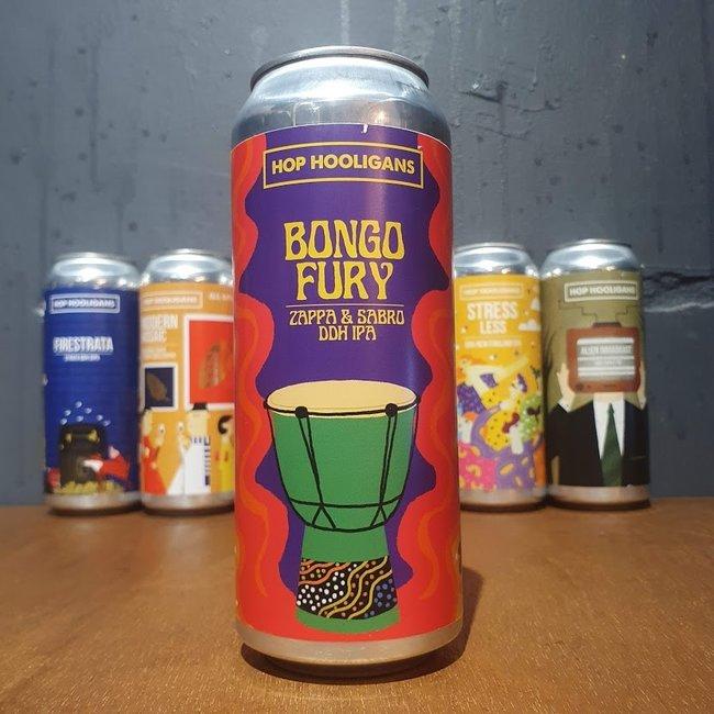 Hop Hooligans - Bongo Fury