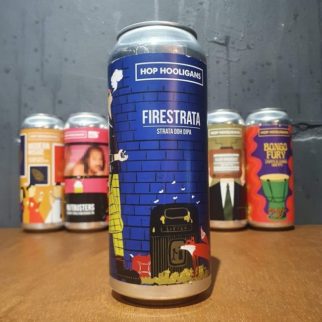 Hop Hooligans - Firestrata