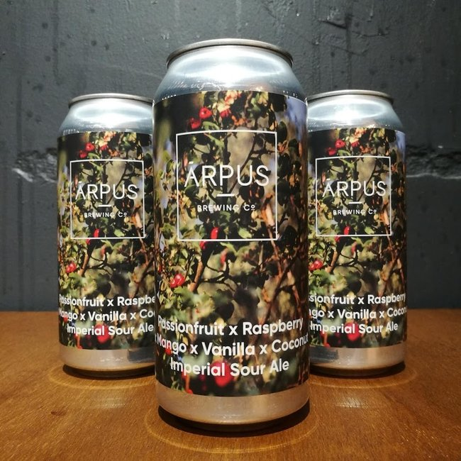 Arpus Brewing Passion Imp.Sour