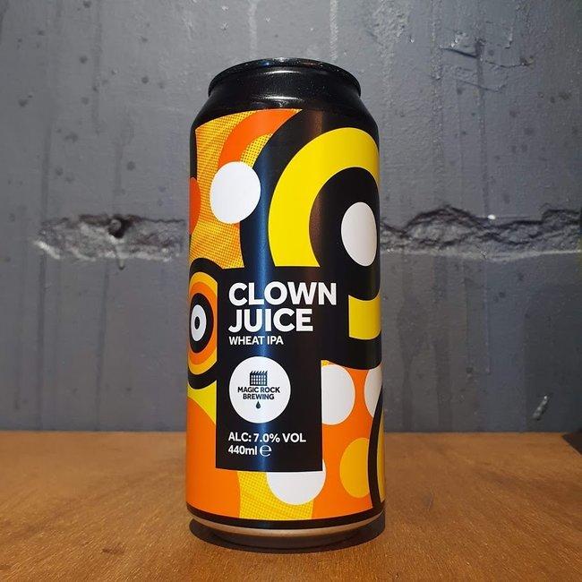 Magic Rock: Clown Juice Wheat IPA