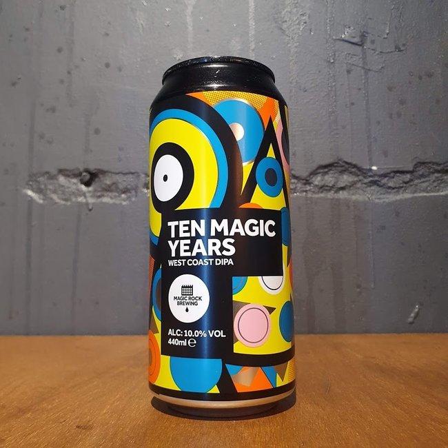 Magic Rock Ten Magic Years Birthday DIPA
