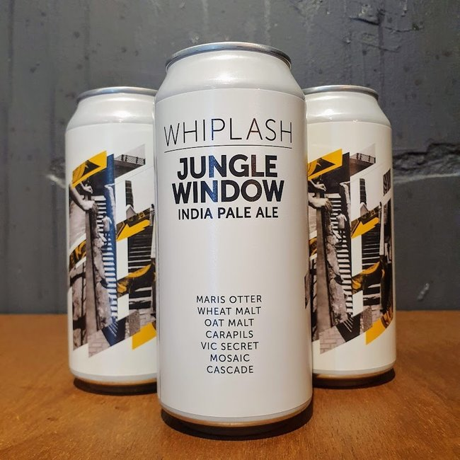 Whiplash Jungle Window