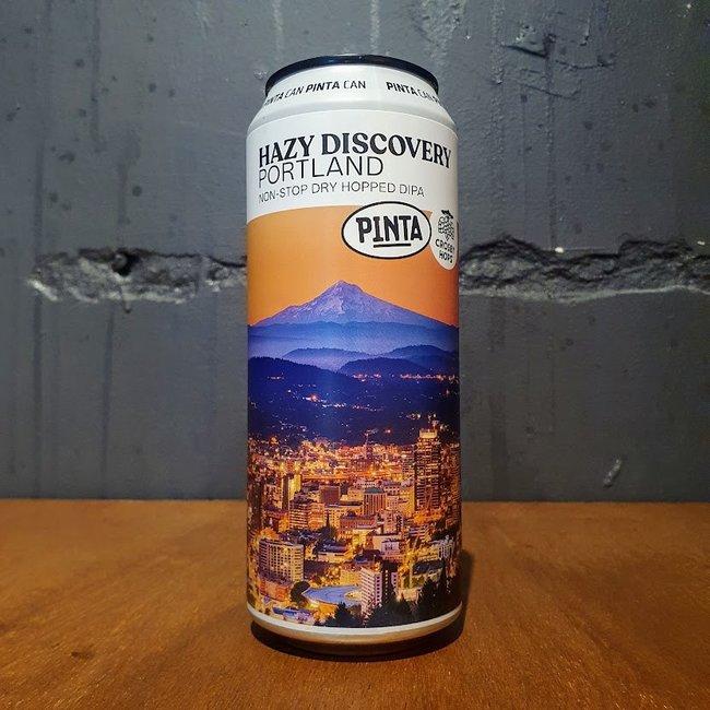 Browar Pinta - Hazy Discovery Portland