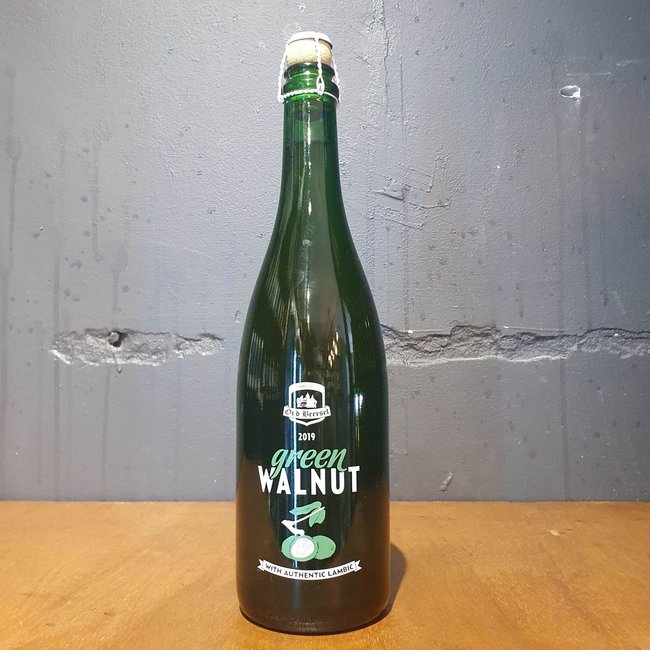 Oud Beersel: Green Walnut