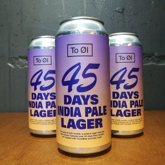 to Ol To Ol: 45 days Lager