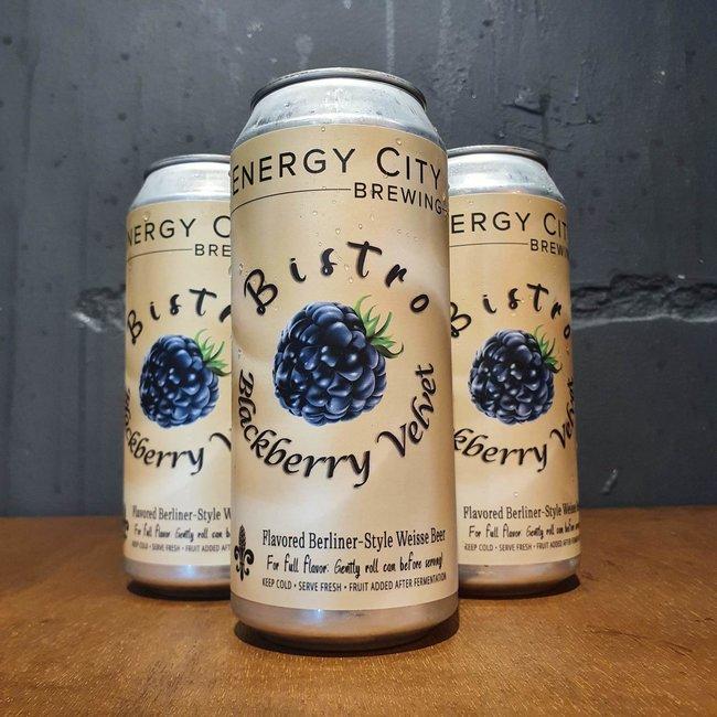 Energy City BC: Bistro Blackberry Velvet
