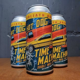 Toppling Goliath Toppling Goliath BC & Hop Butcher For the World: