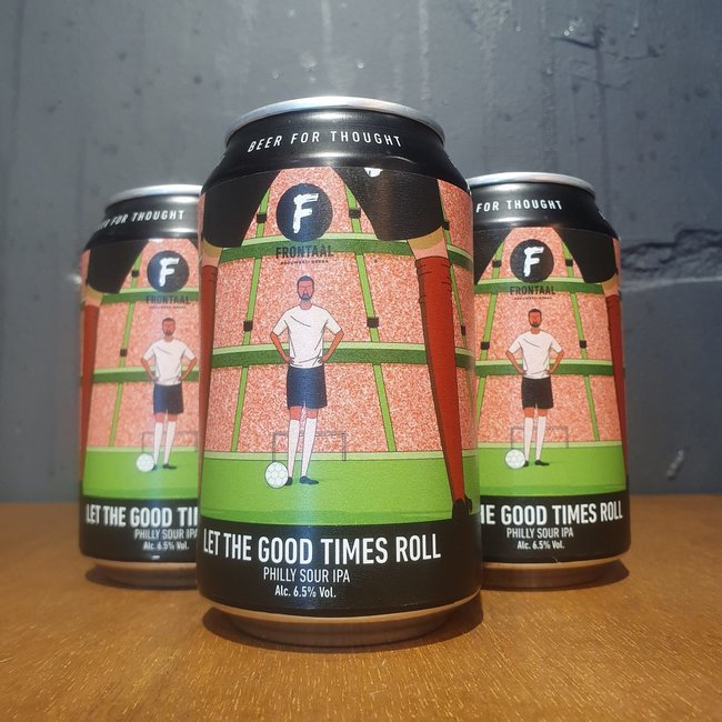 Frontaal: Let The Good Times Roll