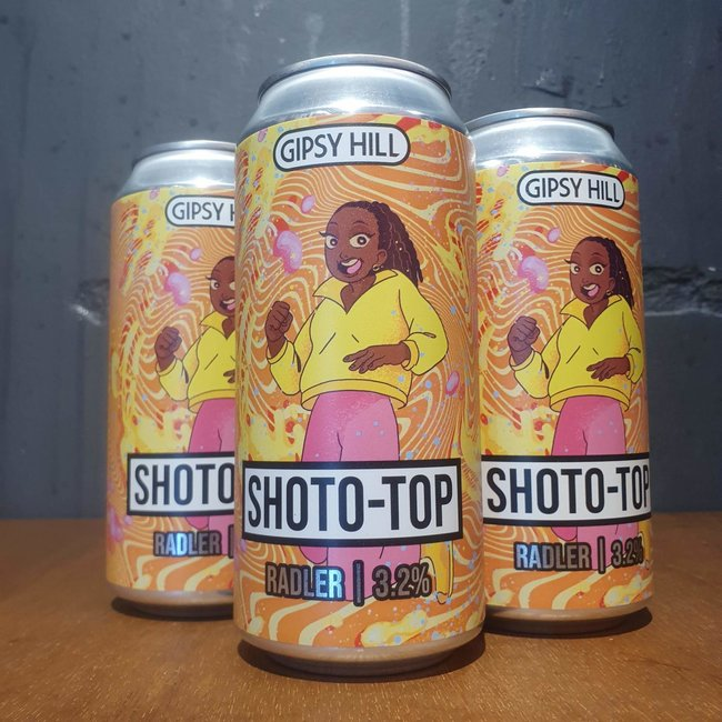 The Gipsy Hill Brewing Co. - Shoto Top