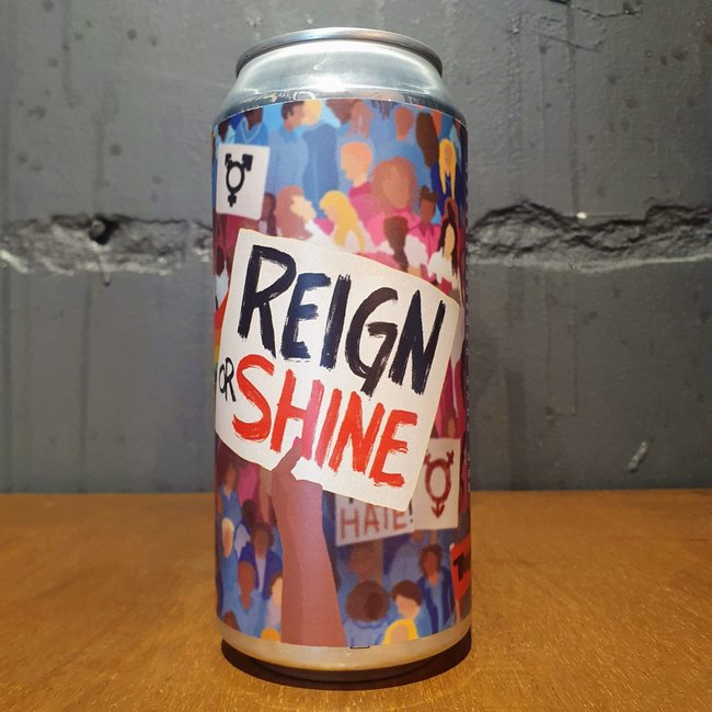 Cloudwater: Reign or shine