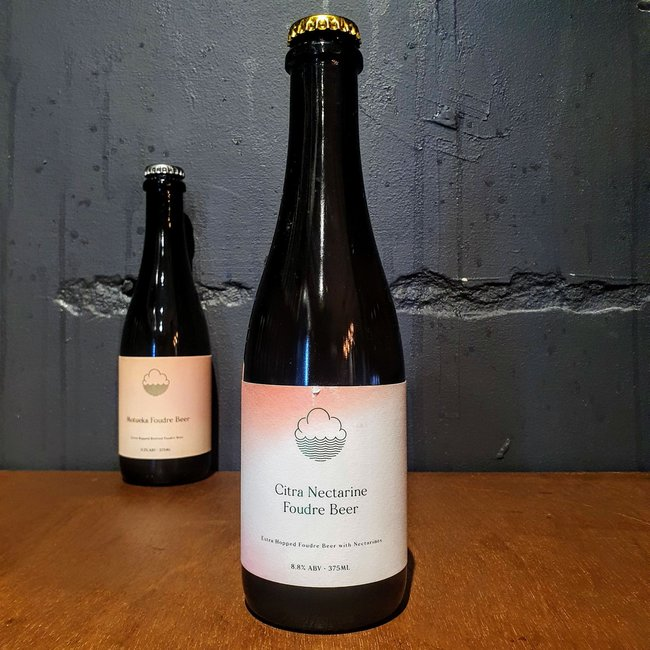 Cloudwater: Citra Nectarine Foudre Aged DIPA