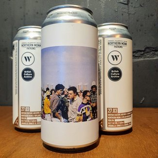 Northern monk Northern Monk x  Wylam: Patrons Project 27.03 // British Culture Archive // Crowd For The Summer  DDH IPA