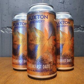 buxton Buxton: Breakfast Date Maple Blueberry Stout