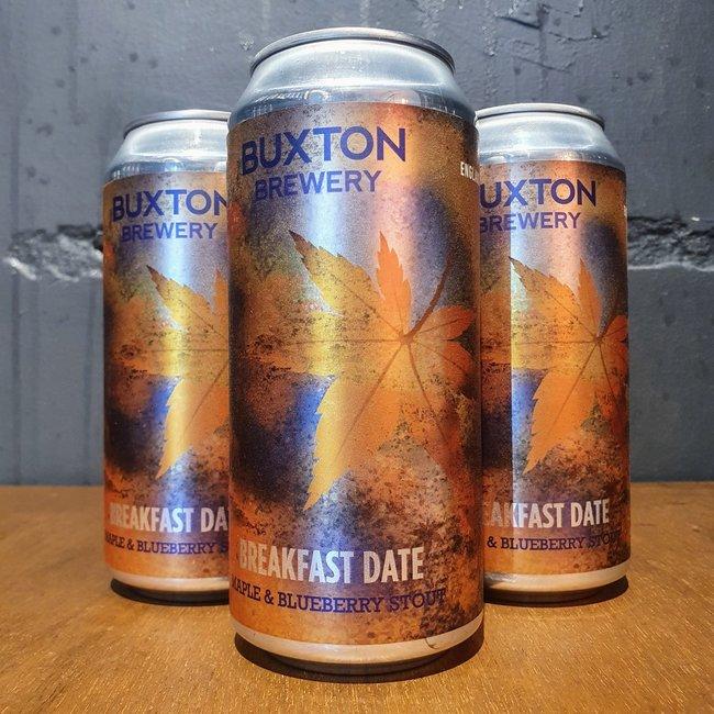 Buxton: Breakfast Date Maple Blueberry Stout