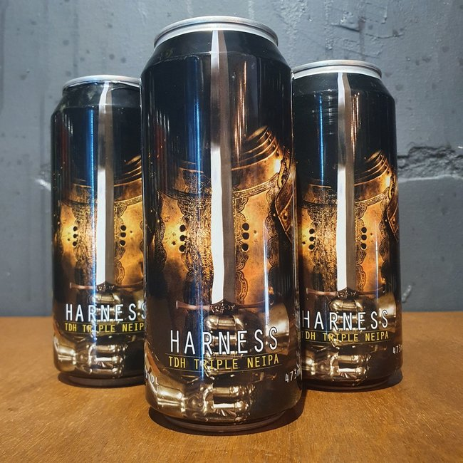 Spartacus Brewing - Harness