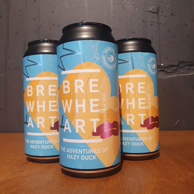 Brewheart - The Adventures of a Hazy Duck