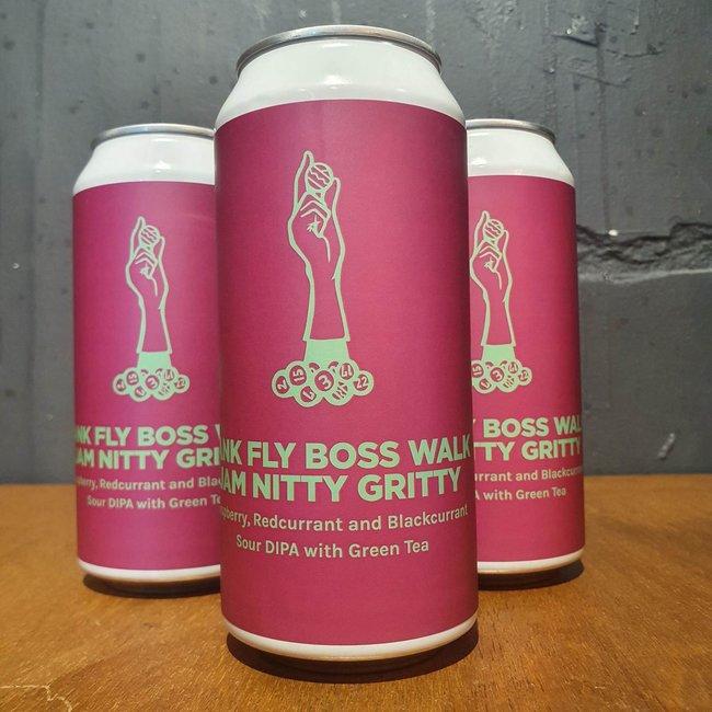 Pomona Island - Tank Fly Boss Walk Jam Nitty Gritty