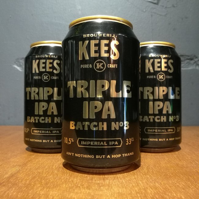 Kees: Triple IPA - Batch #3