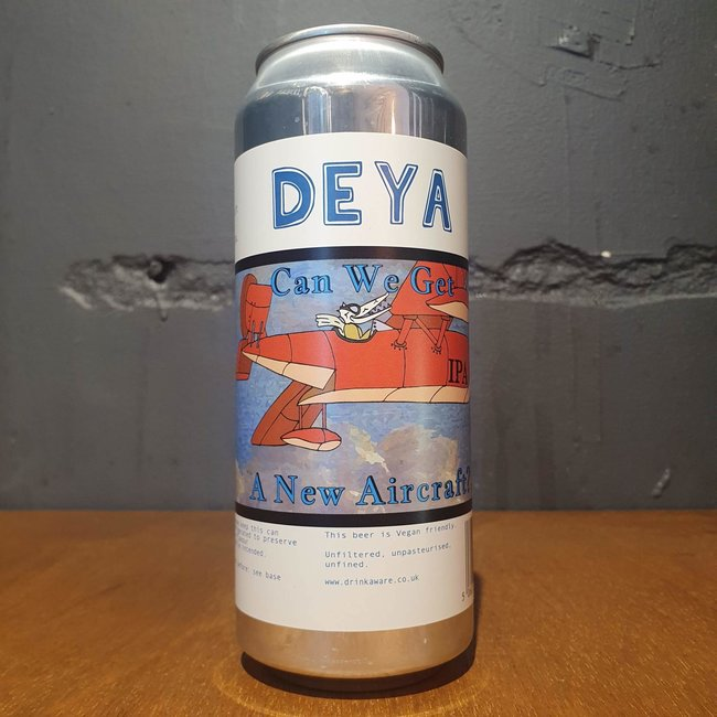 DEYA Brewing - Can We Get A New Aircraft