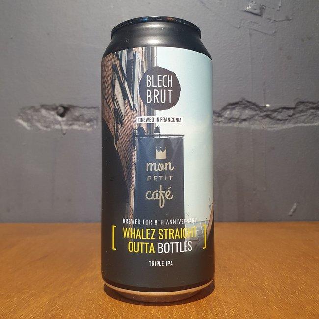 Blech.Brut - Whalez Straight Outta Bottles