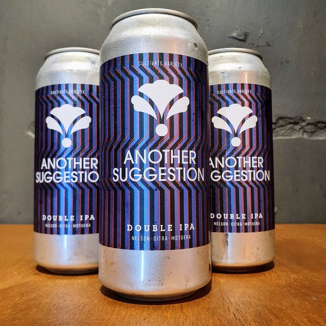 Bearded Iris Brewing: Another Suggestion