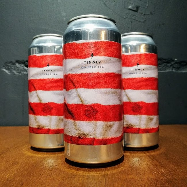 Garage Beer Co. Tingly DIPA