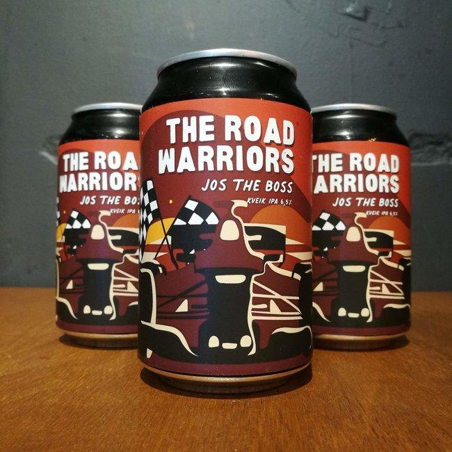 Eleven: Road Warriors Jos the Boss