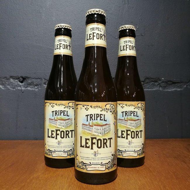 Brouwerij Omer Vander Ghinste: Le Fort tripel