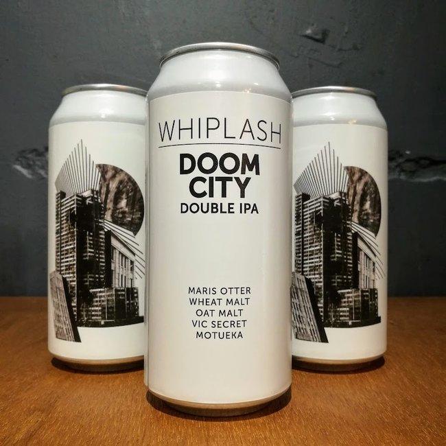 Whiplash: Doom City