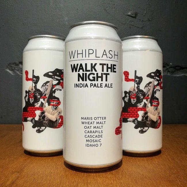 Whiplash: Walk the Night