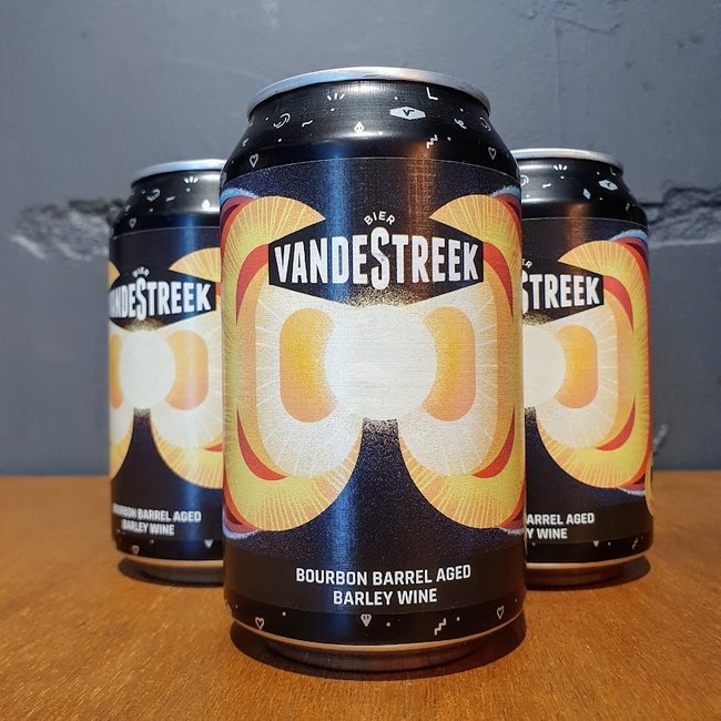 VandeStreek: Bourbon BA Barley Wine