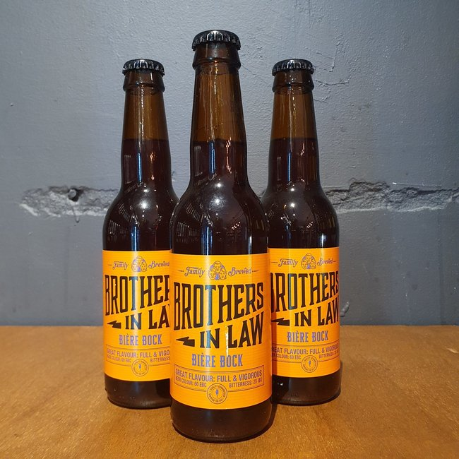 Brothers In Law Bière Bock