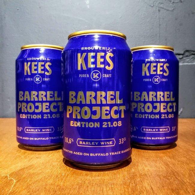 Kees: Barrel Project 21.08