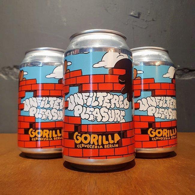 Gorilla: Unfiltered Pleasure