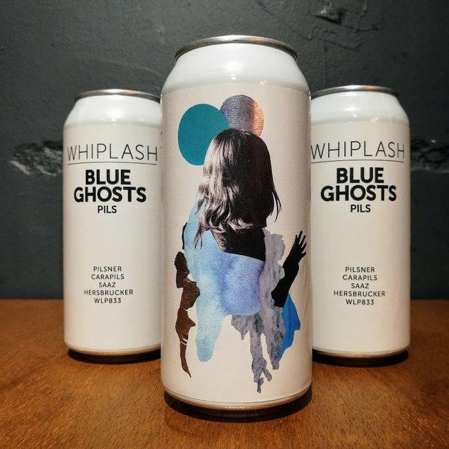 Whiplash X White Frontier: Blue Ghosts