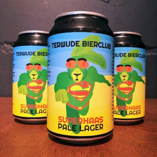 Terwijde Bierclub: Superhaas