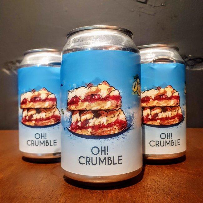 Alchemik: Oh! Crumble