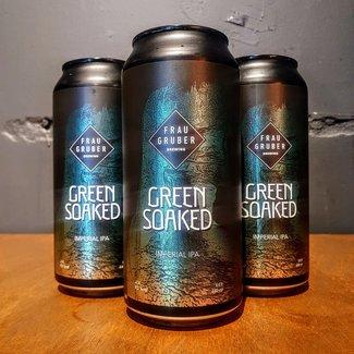 frau gruber Frau Gruber- Green Soaked