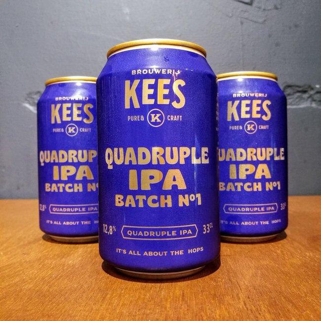 Kees Quadruple IPA