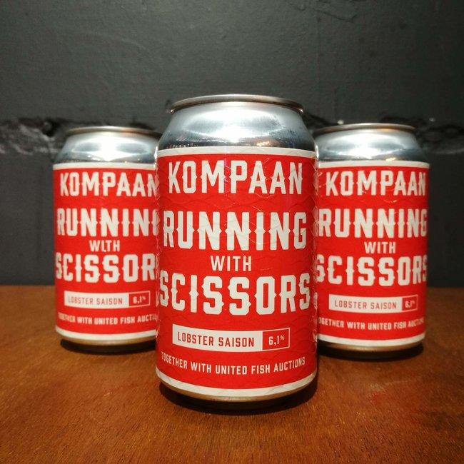 Kompaan Running With Scissors