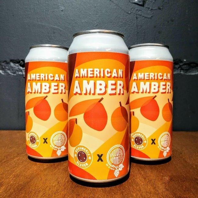 Eleven x Hommeles: American Amber