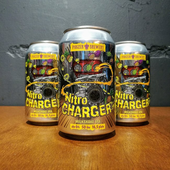 Panzer Brewery - Nitro Charger