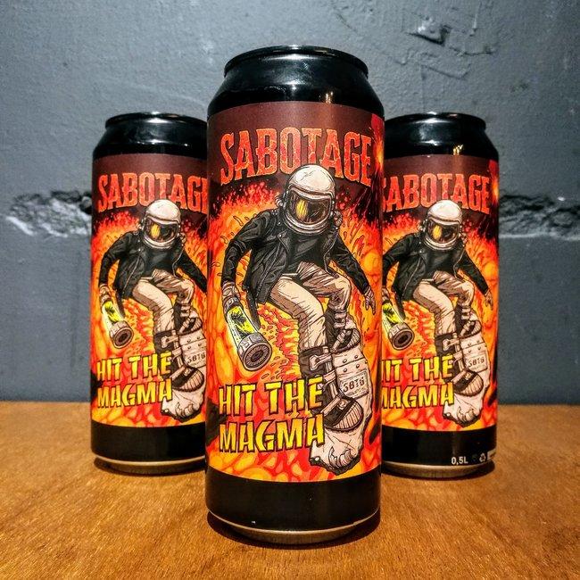 Sabotage - Hit the Magma